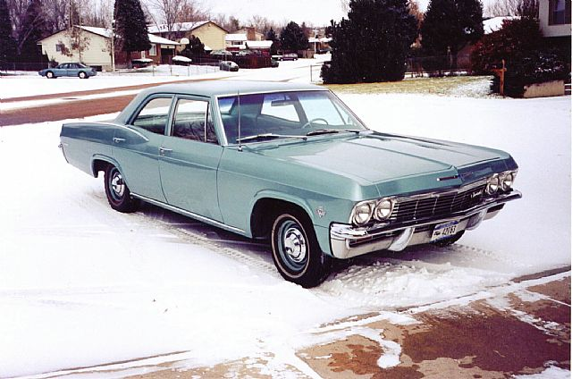 1965 Chevrolet Biscayne - Information and photos - MOMENTcar