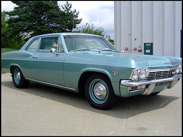 1965 chevrolet biscayne   information and photos   momentcar
