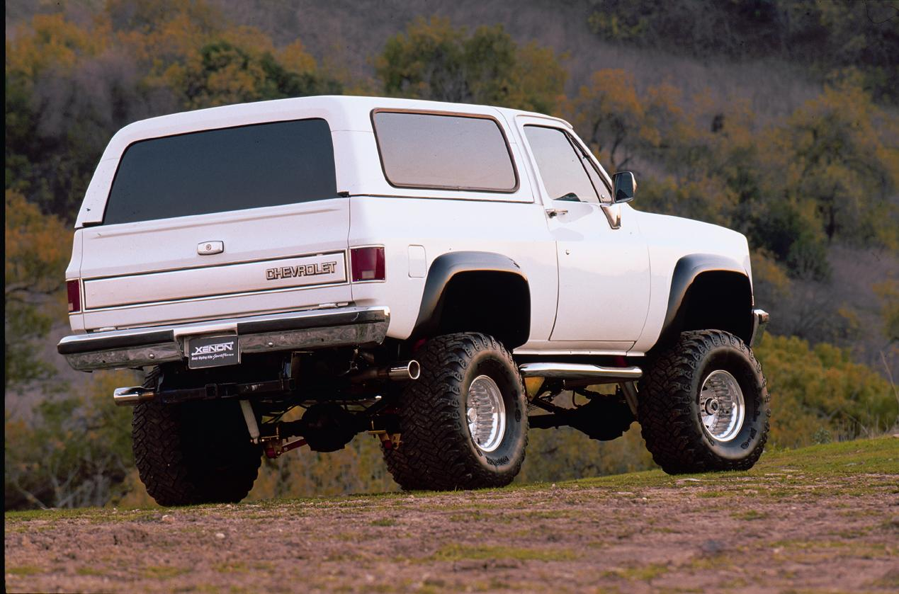 1973 Chevrolet Blazer - Information and photos - MOMENTcar