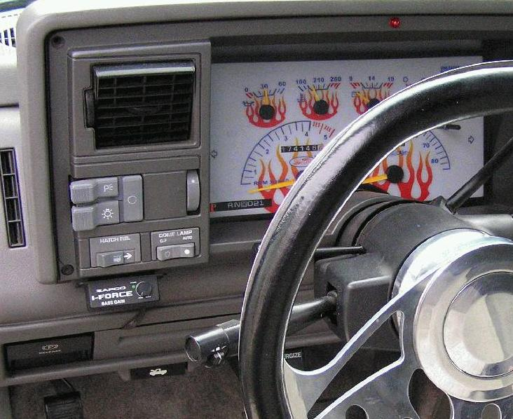 1992 Chevrolet Blazer - Information and photos - MOMENTcar