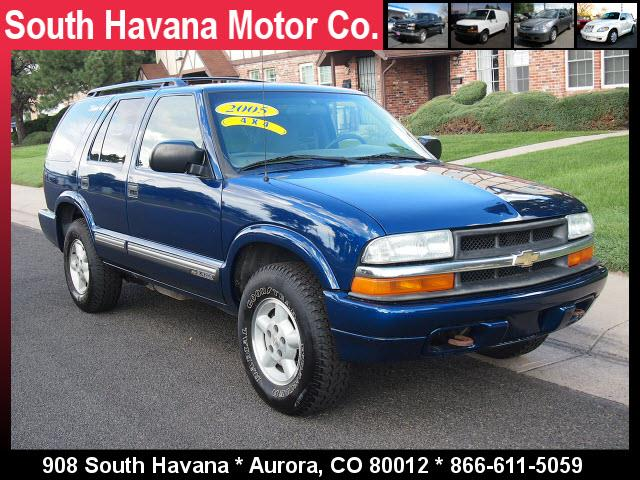 Chevrolet Blazer LS Fleet #19