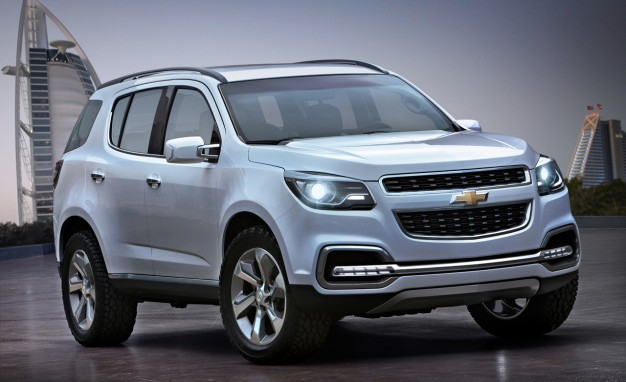 Chevrolet Blazer Trailblazer #15