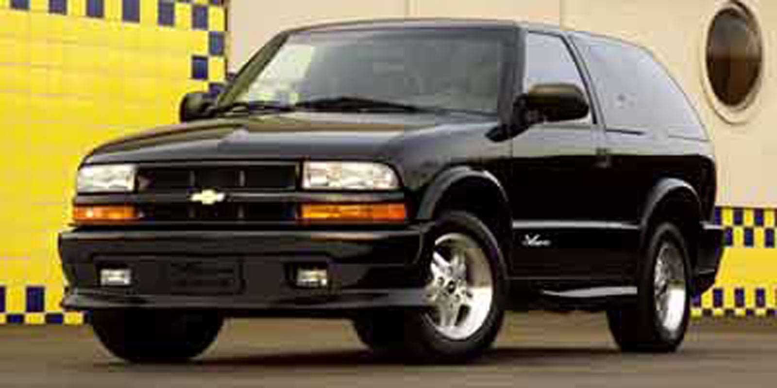 Chevrolet Blazer Information And Photos Momentcar 2001 Chevy Wiring Diagram Parts Xtreme 13