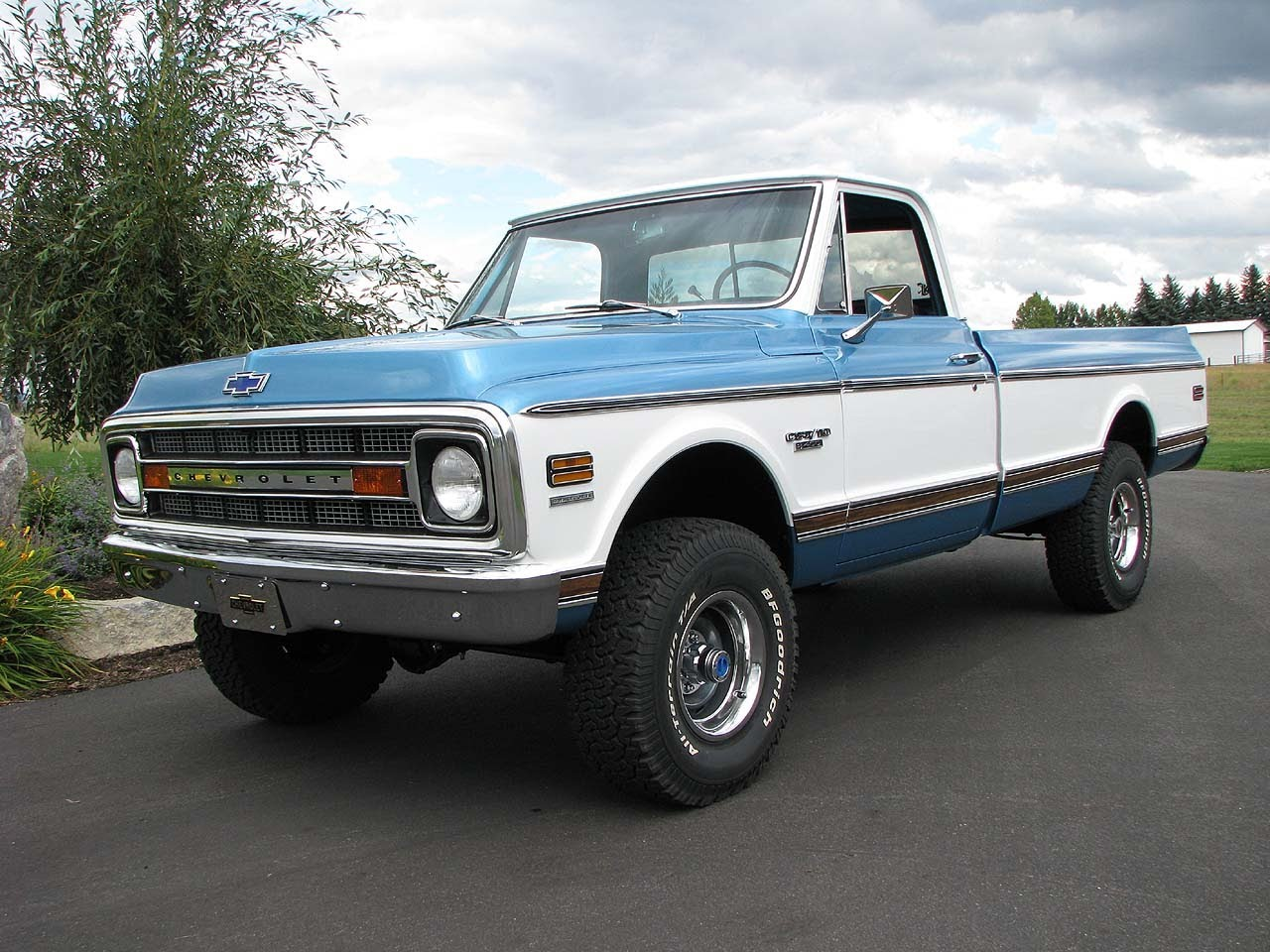1970 Chevrolet C10/K10 - Information and photos - MOMENTcar