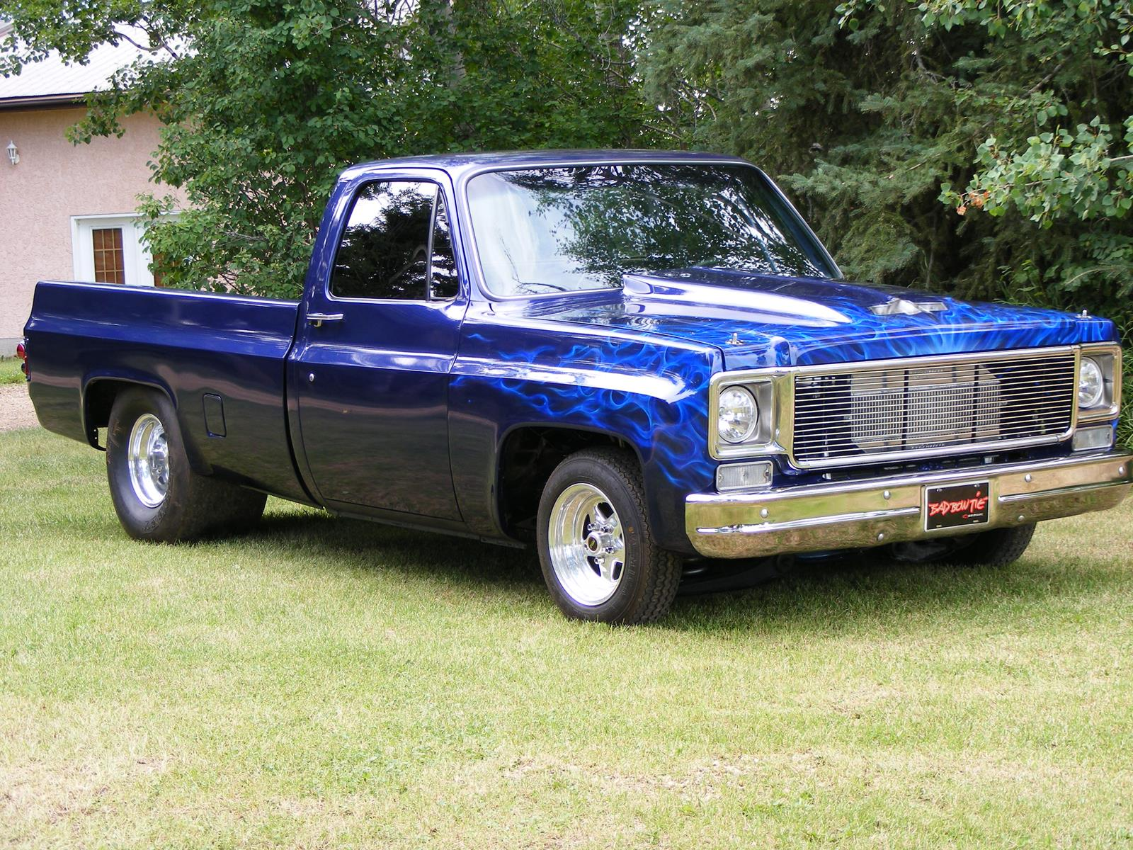1984 Chevrolet C10 K10 Information And Photos Momentcar