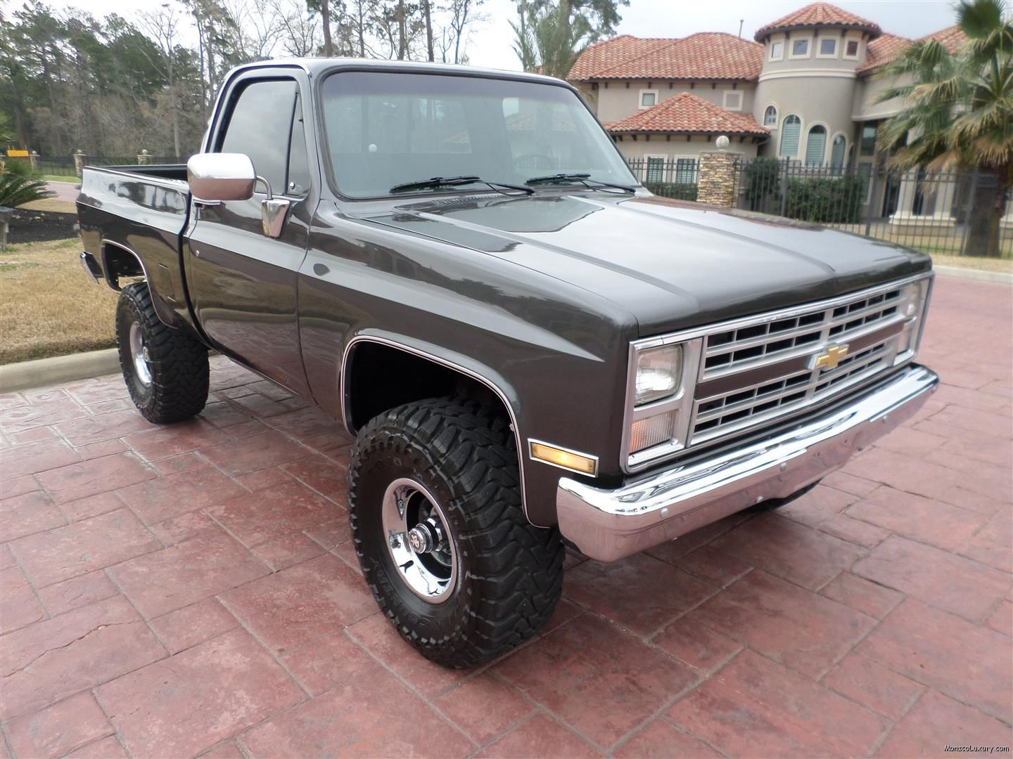 1985 chevrolet c10k10 information and photos momentcar chevrolet c10k10 1985 11 sciox Choice Image