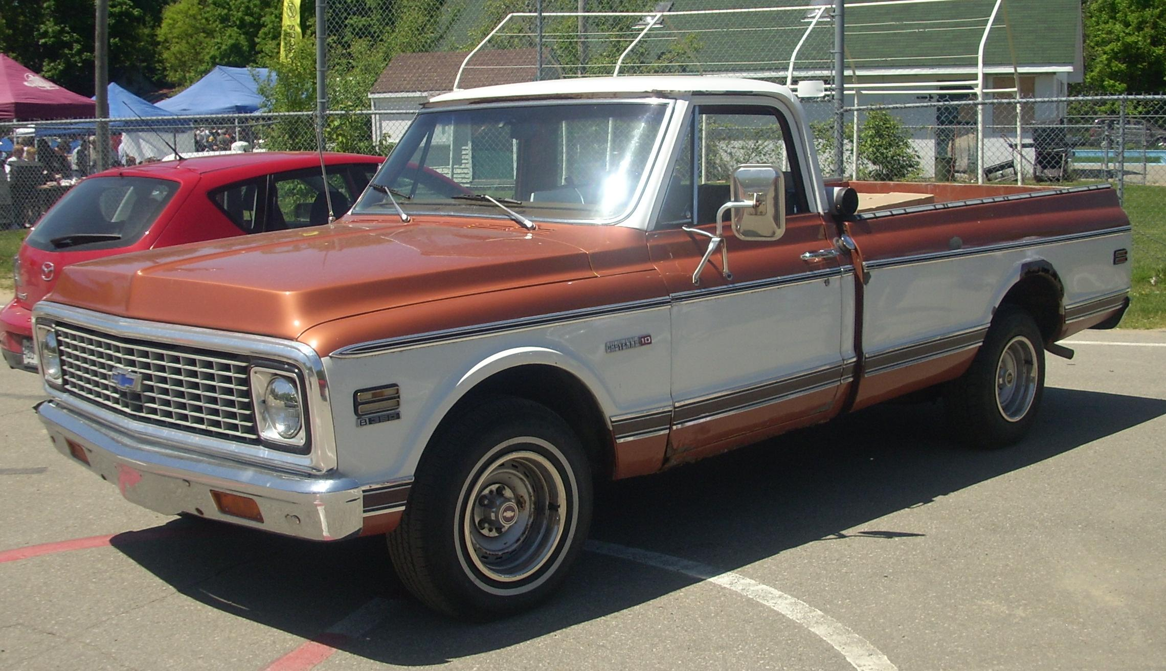 1975 Chevrolet C20 K20 Information And Photos Momentcar 1986 Chevy K30 Military Truck Wiring Diagram 3