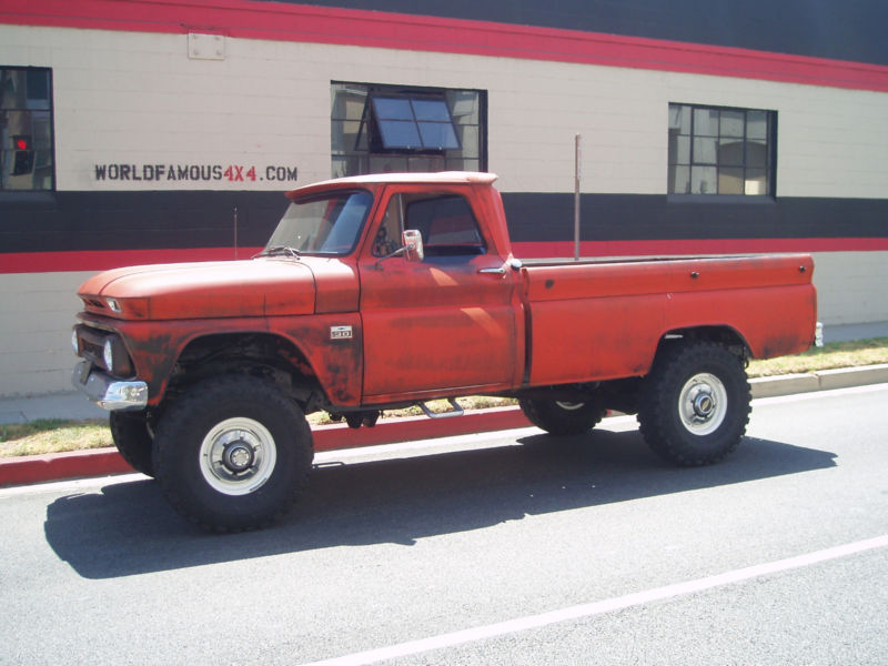 1964 Chevrolet K10 Craigslist | Autos Post