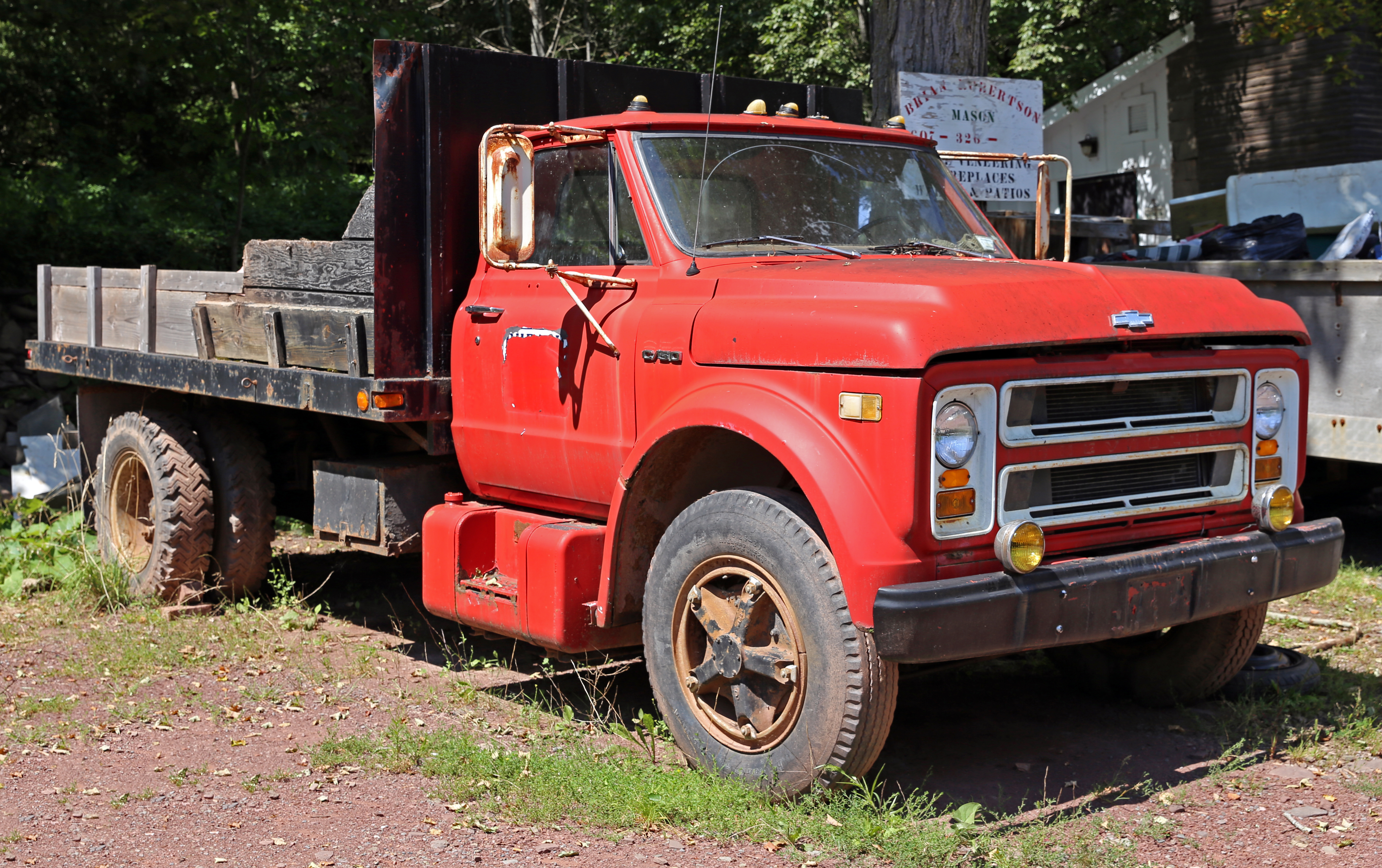 mechanic trucks chevrolet c50 for sale by 1967 chevrolet c30 k30 information and photos momentcar