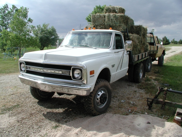1969 Chevrolet C30/K30 - Information and photos - MOMENTcar