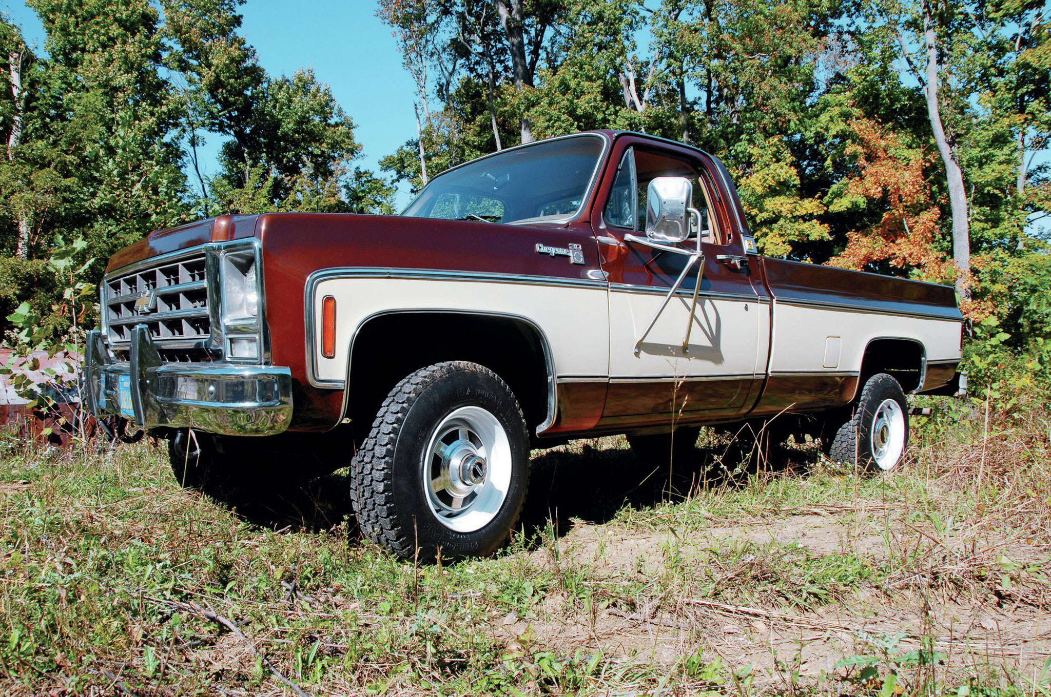 1970 Chevrolet C30/K30 - Information and photos - MOMENTcar