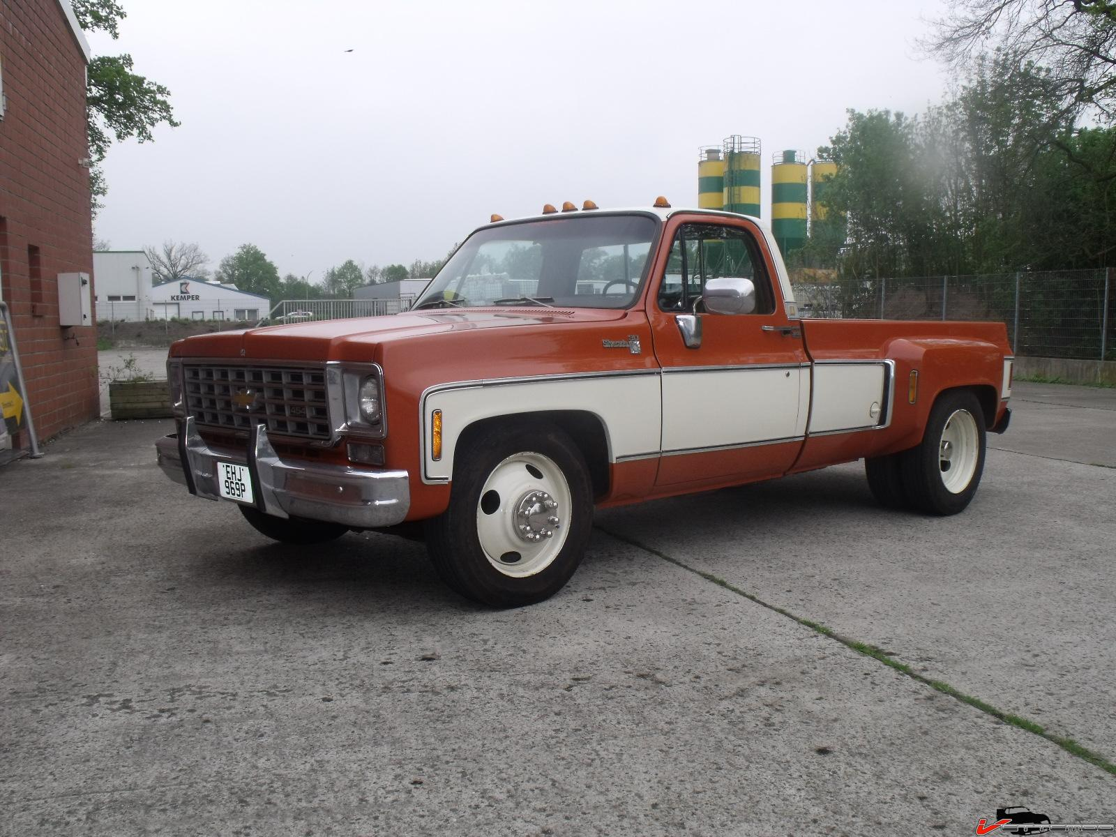 1974 Chevrolet C30 K30 Information And Photos Momentcar