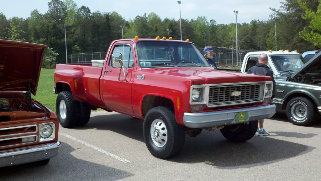 Chevy Parts Near Me >> 1978 Chevrolet C30/K30 - Information and photos - MOMENTcar