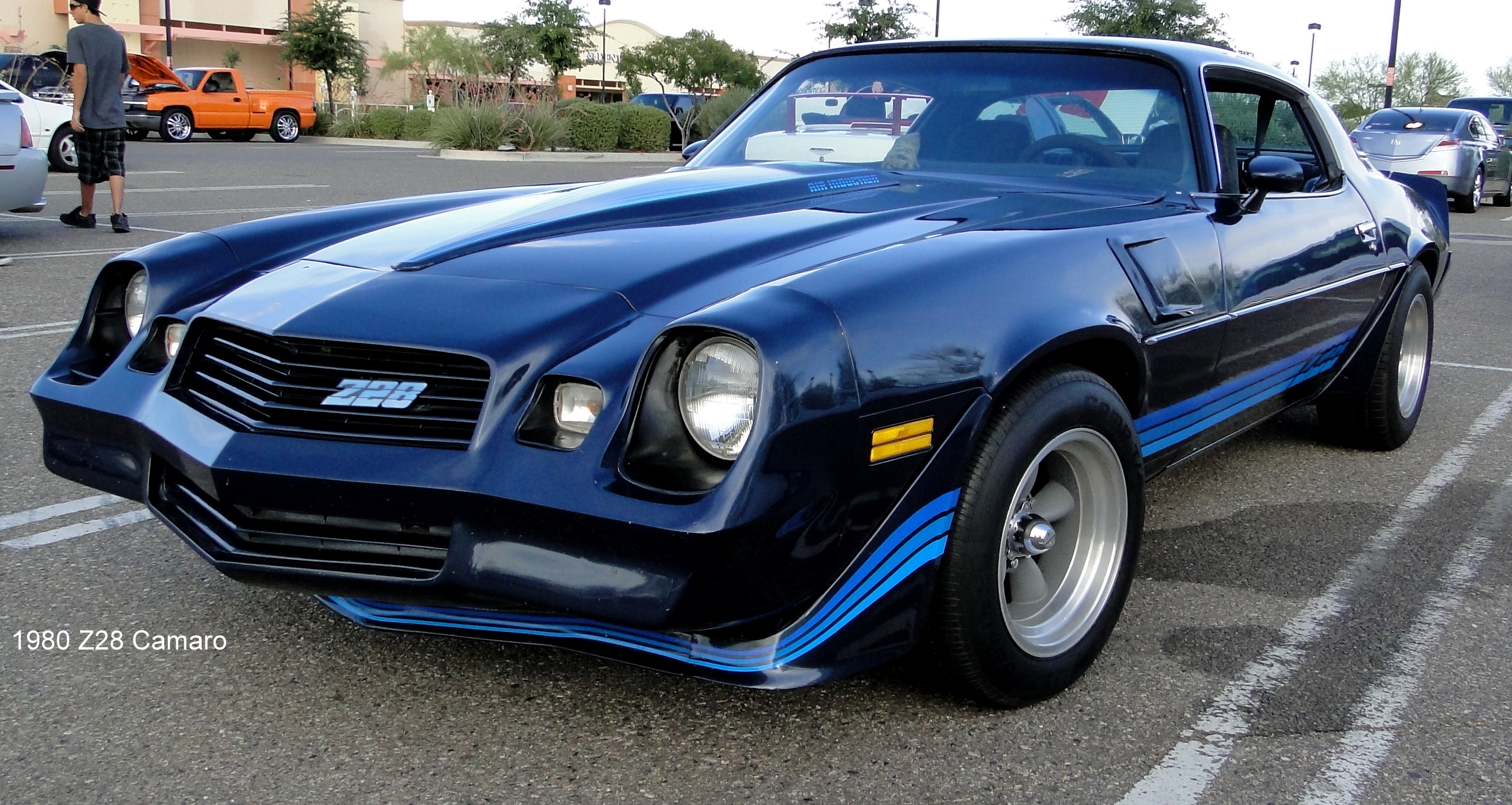1980 Chevrolet Camaro Information And Photos Momentcar