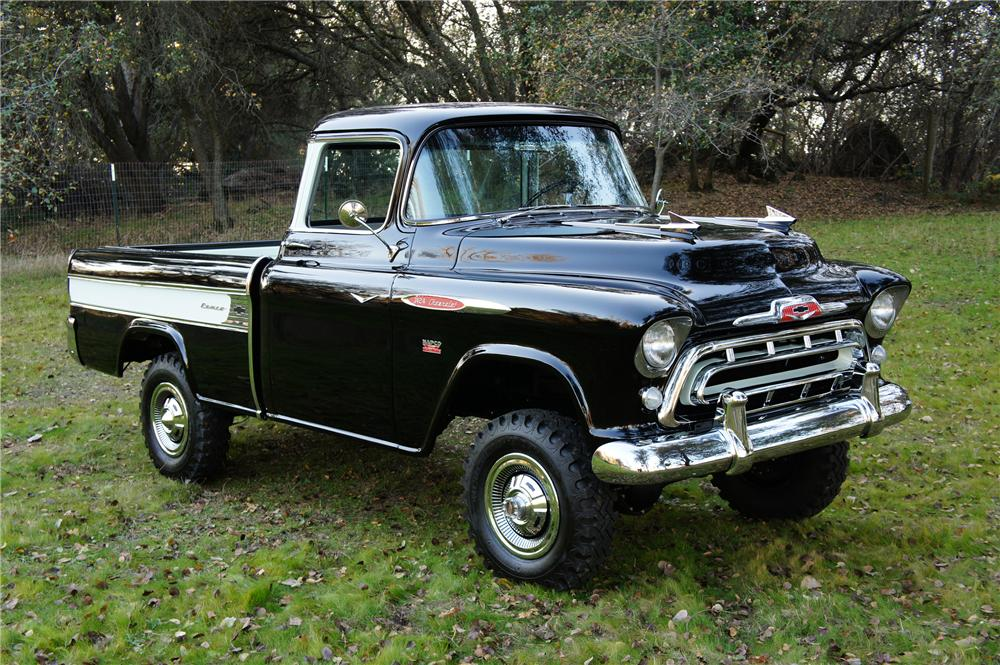 Chevrolet Cameo Carrier #11
