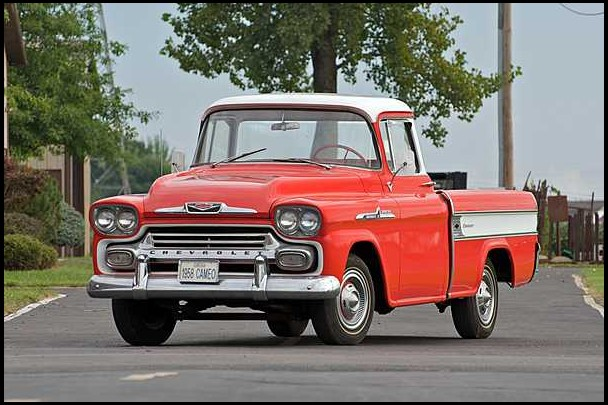 Chevrolet Cameo Carrier #12