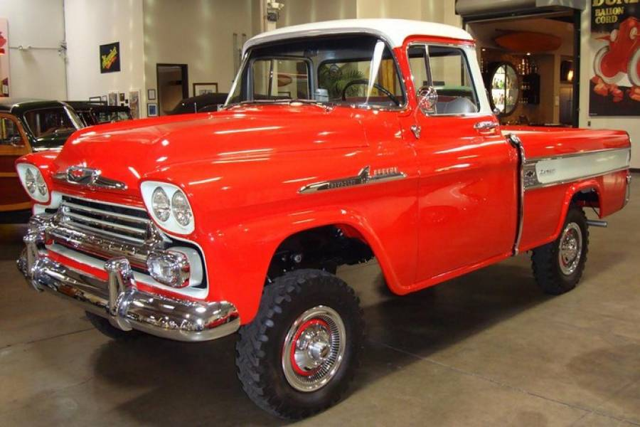 Chevrolet Cameo Carrier 68px Image 12