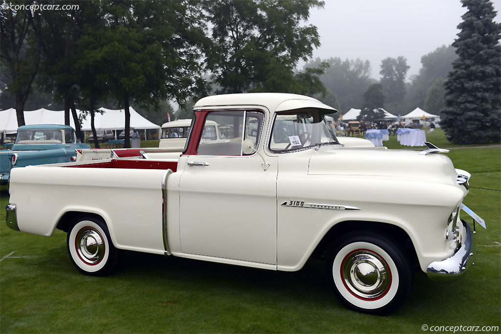 Chevrolet Cameo Carrier #6