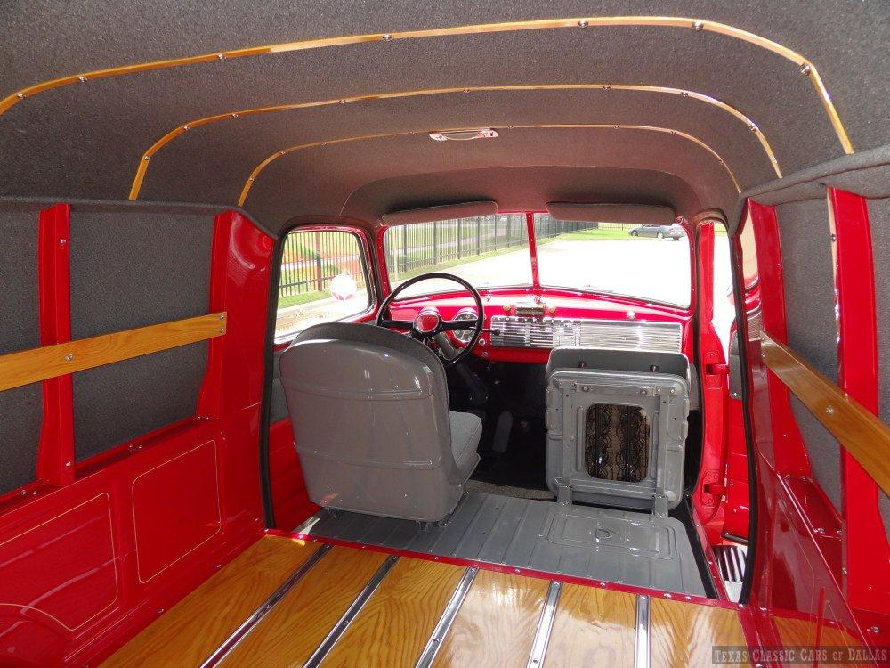 1956 Chevrolet Canopy Express Information And Photos