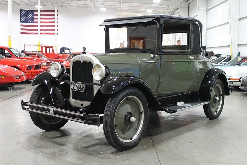 1927 Chevrolet Capital - Information and photos - MOMENTcar