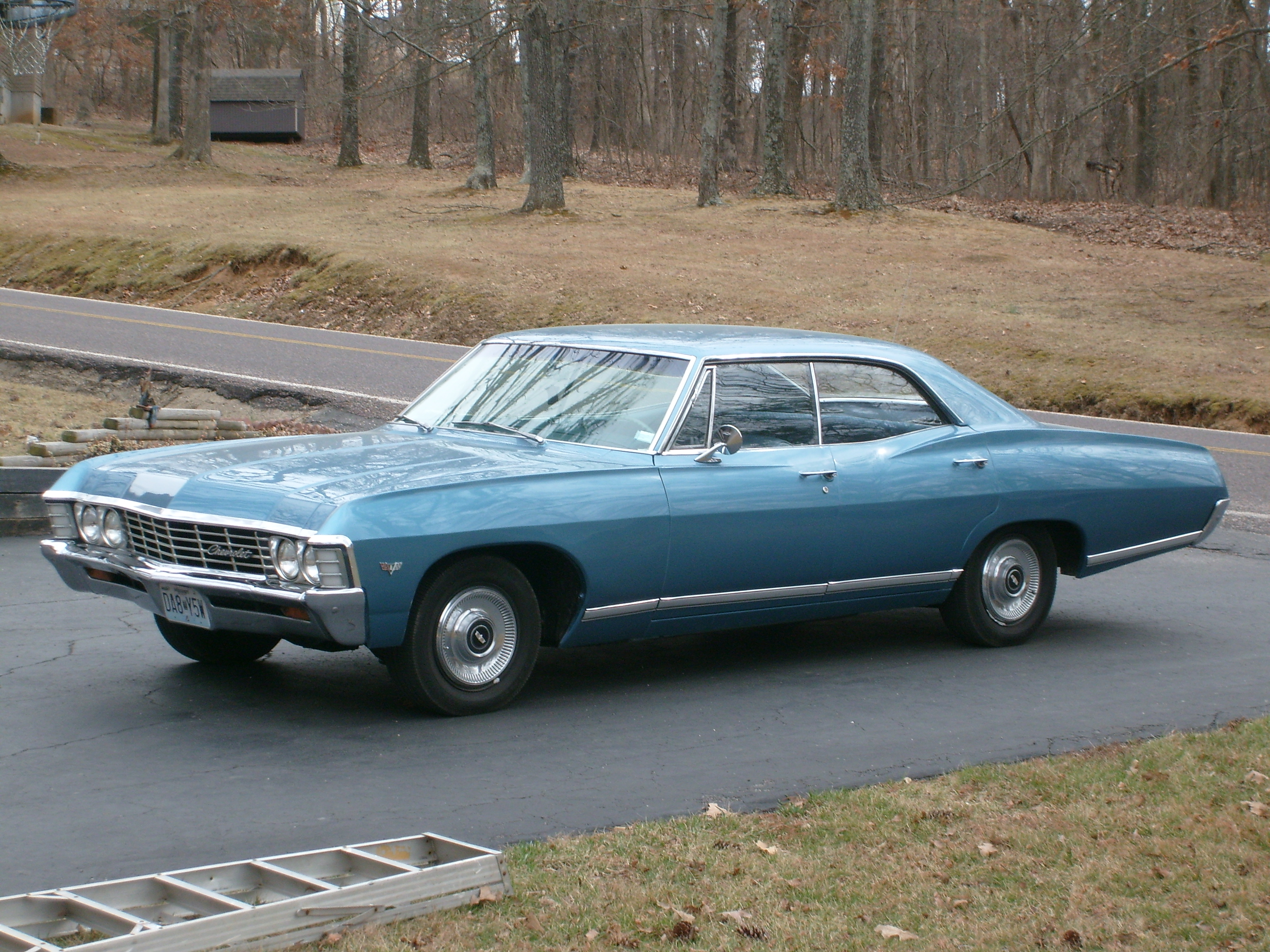 1967 Chevrolet Caprice Information And Photos Momentcar
