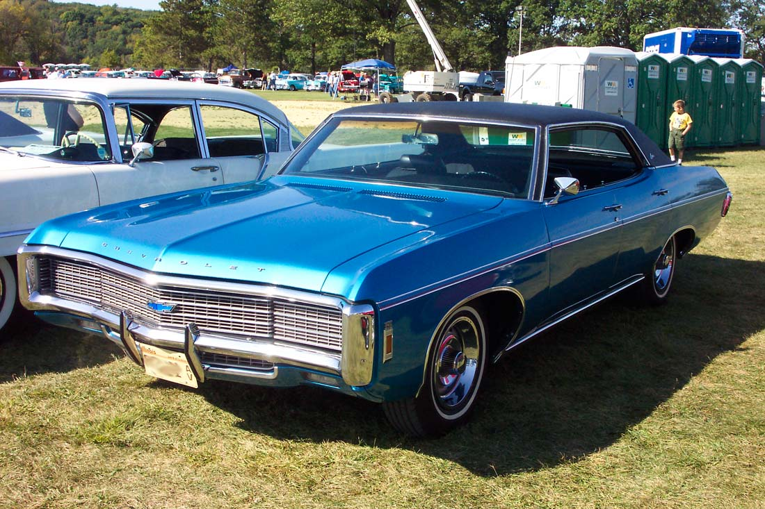 1969 chevrolet caprice information and photos momentcar. Black Bedroom Furniture Sets. Home Design Ideas