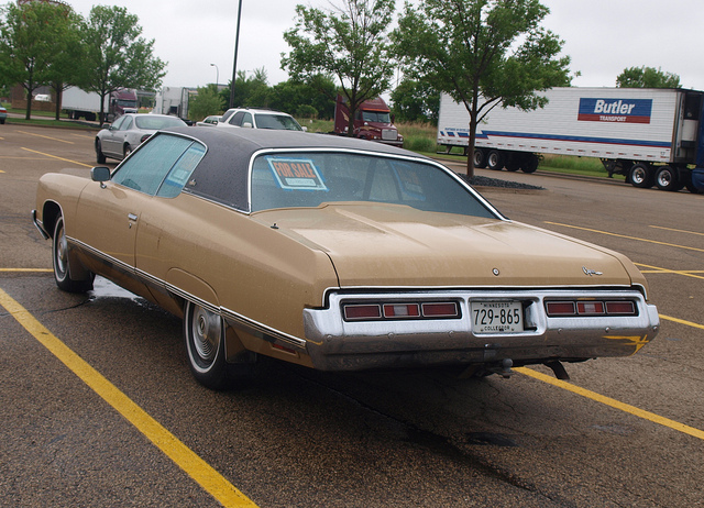 1972 Chevrolet Caprice Information And Photos Momentcar