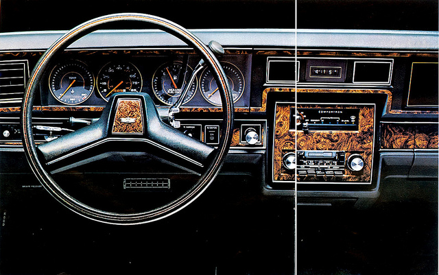 1981 Chevrolet Caprice - Information and photos - MOMENTcar