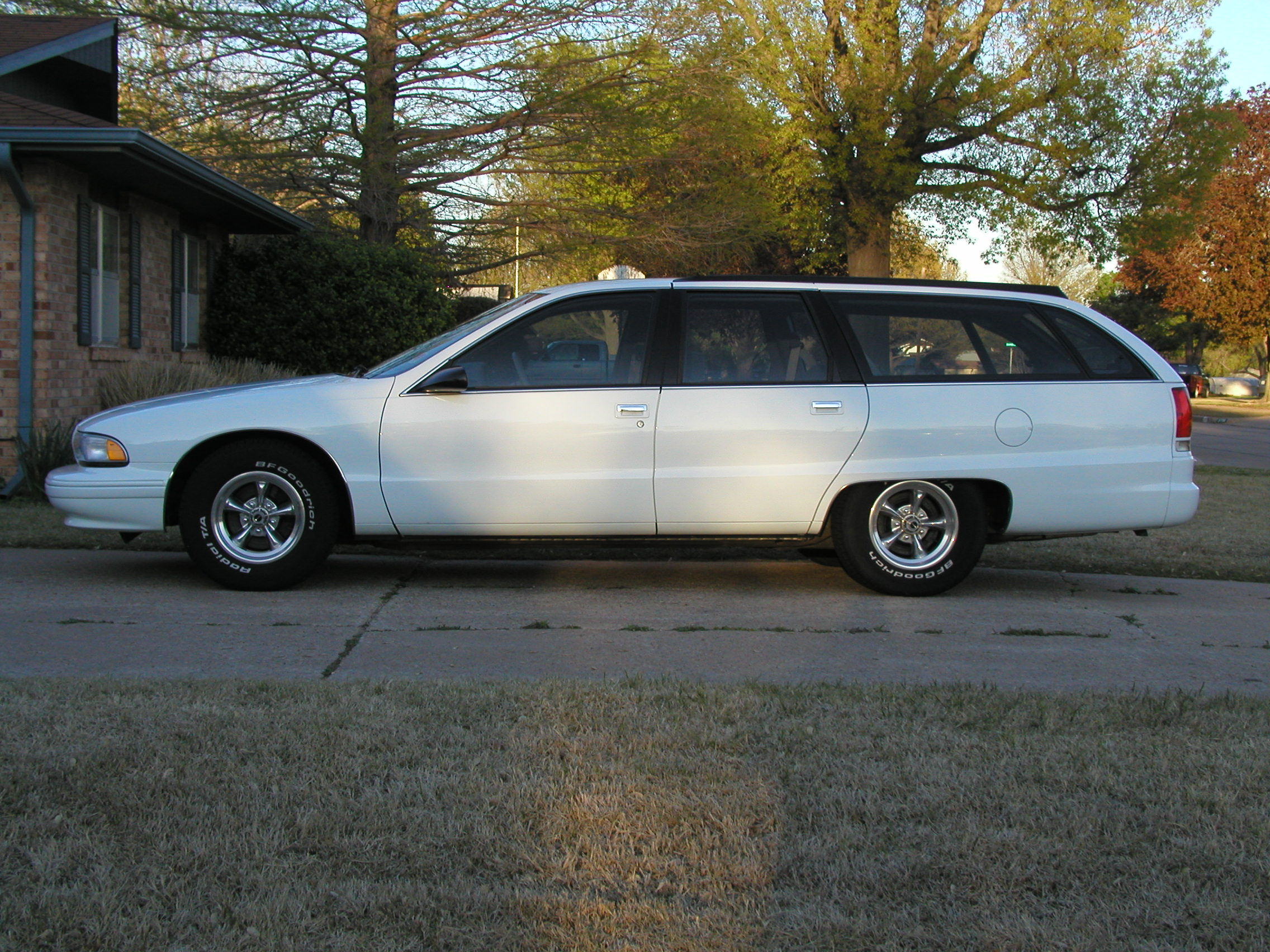 chevrolet caprice 1994 12 1994 chevrolet caprice information and photos momentcar 1994 Chevy Caprice Wagon Specs at gsmx.co