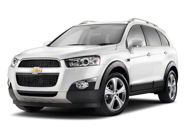 Chevrolet Captiva Sport LT Fleet #17