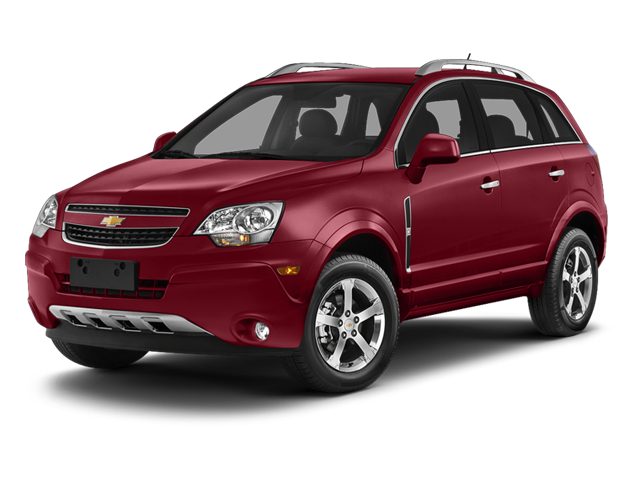 Chevrolet Captiva Sport LTZ Fleet #15