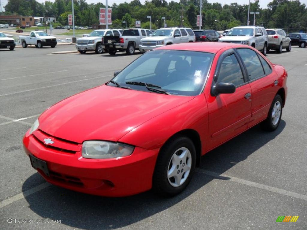 2003 Chevrolet Cavalier Information And Photos Momentcar