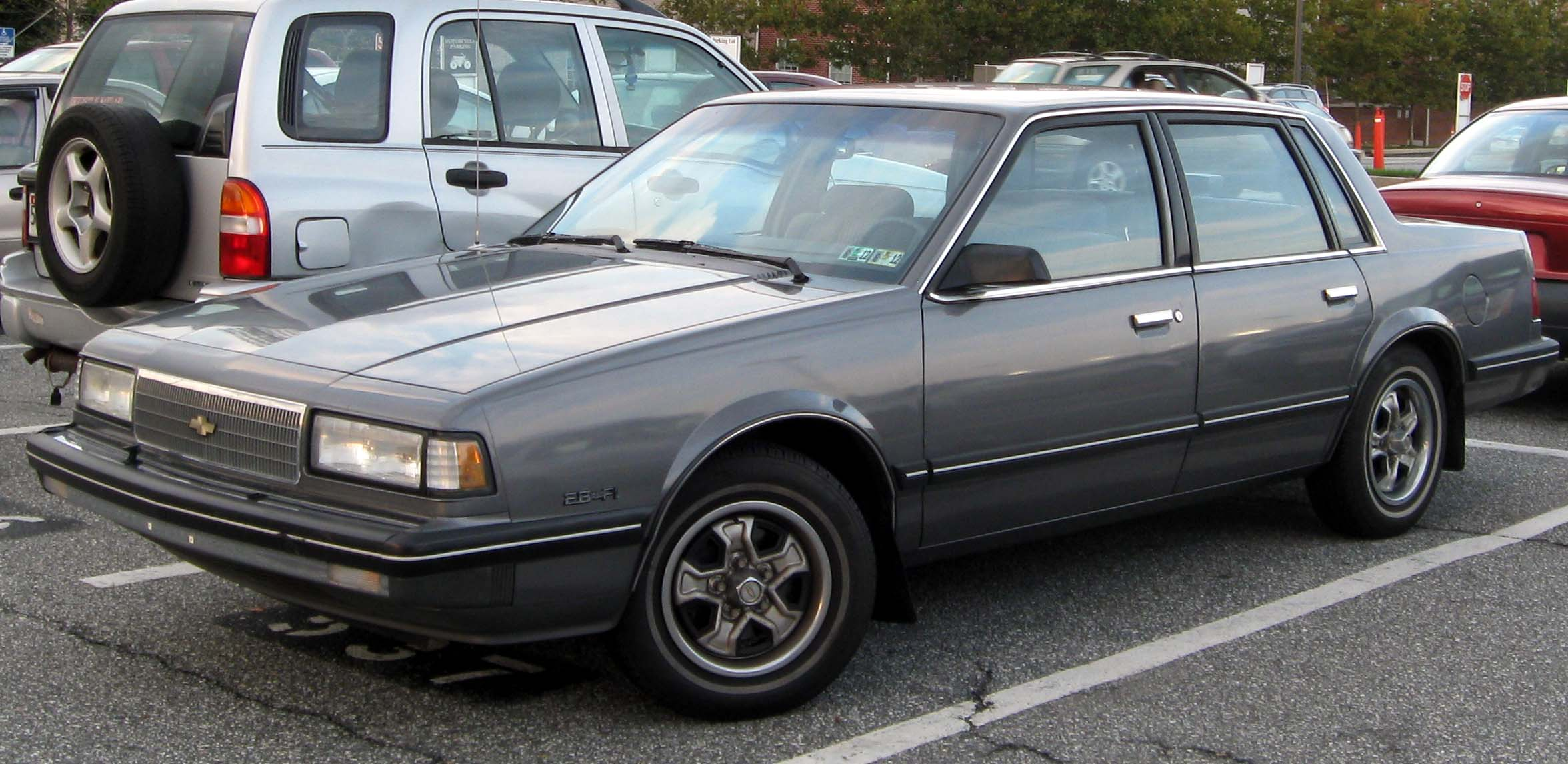 1989 Chevy Celebrity: Hello I Have a 1989 Chevy Celebrity ...