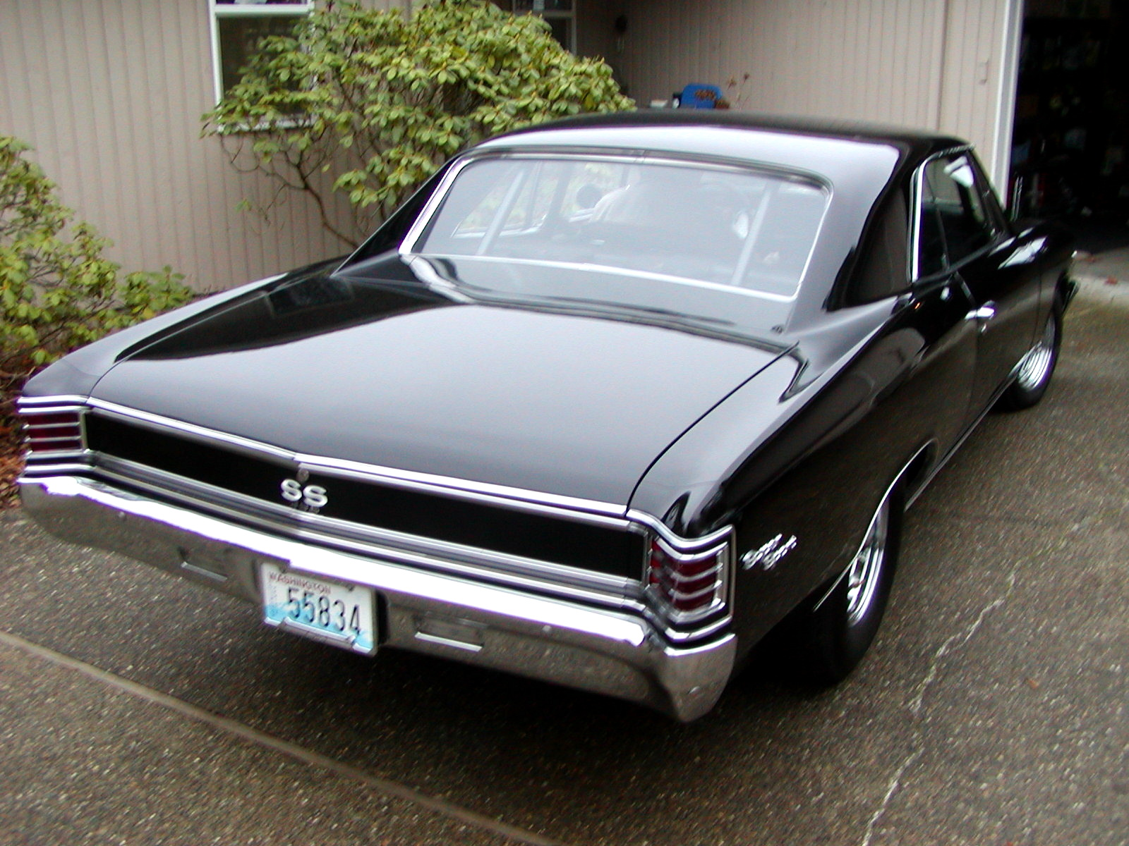 1967 Chevrolet Chevelle Information And Photos Momentcar