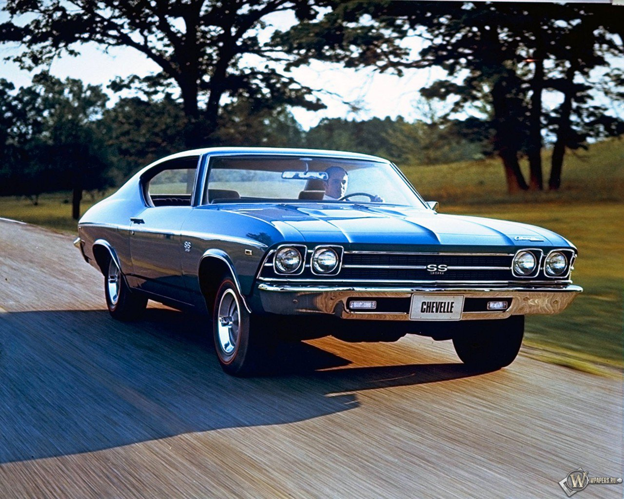 1968 Chevrolet Chevelle Information And Photos Momentcar