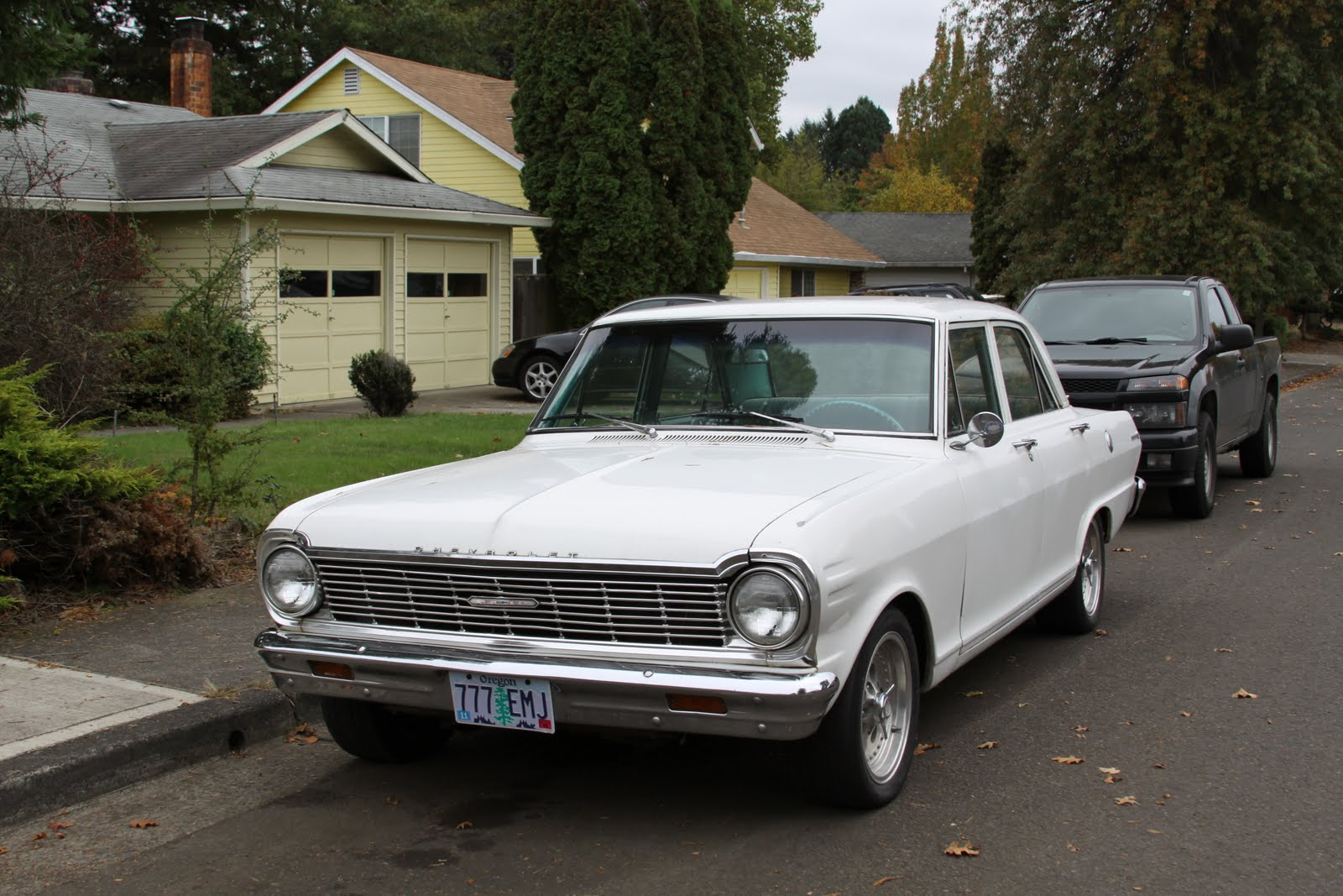 1965 Chevrolet Chevy Ii Information And Photos Momentcar