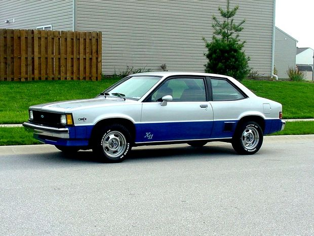 Chevrolet Citation #13