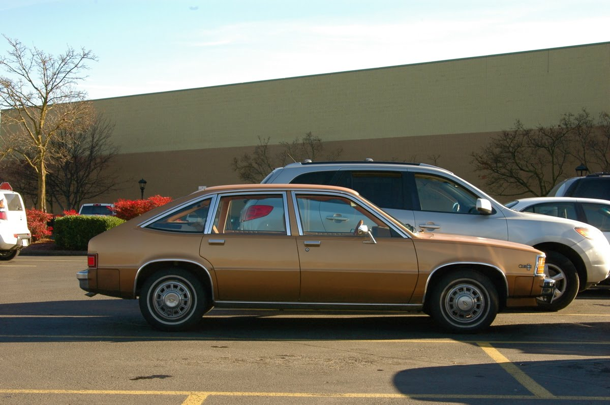 1982 Chevrolet Citation Information And Photos Momentcar
