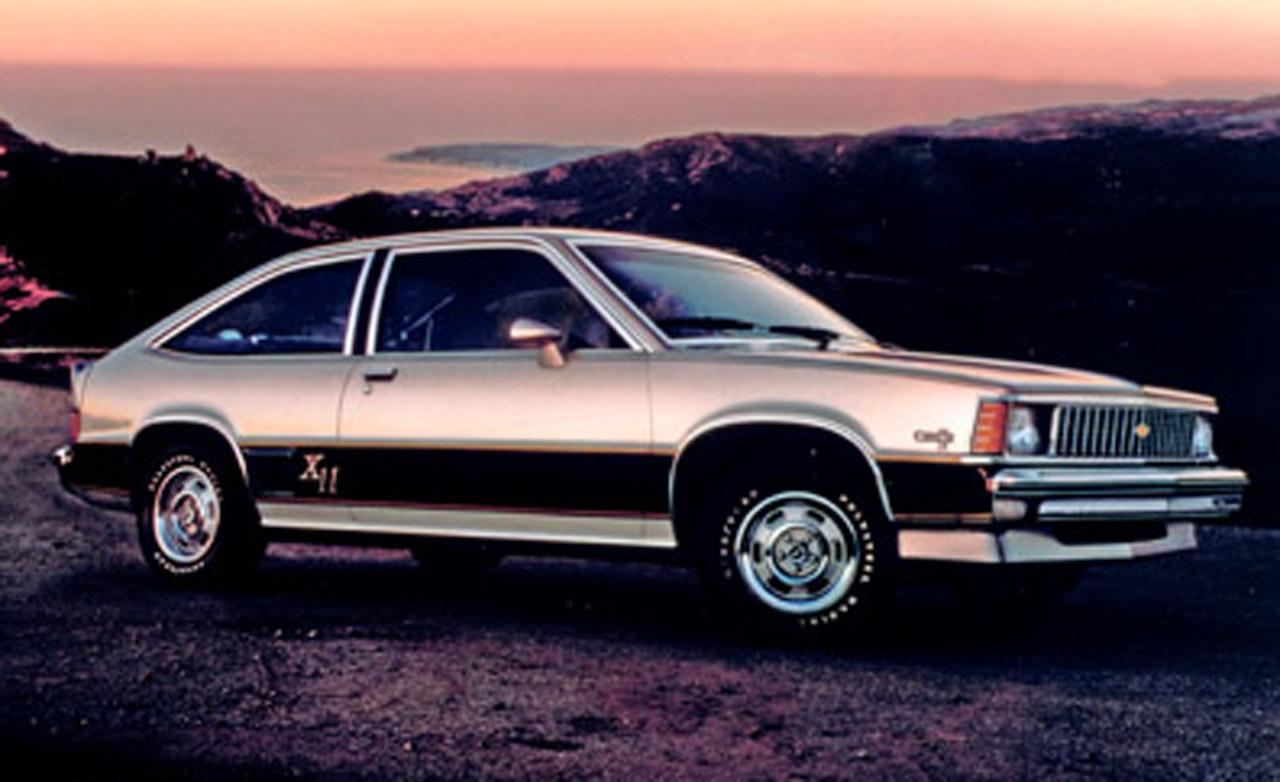Chevrolet Citation 1983 #5