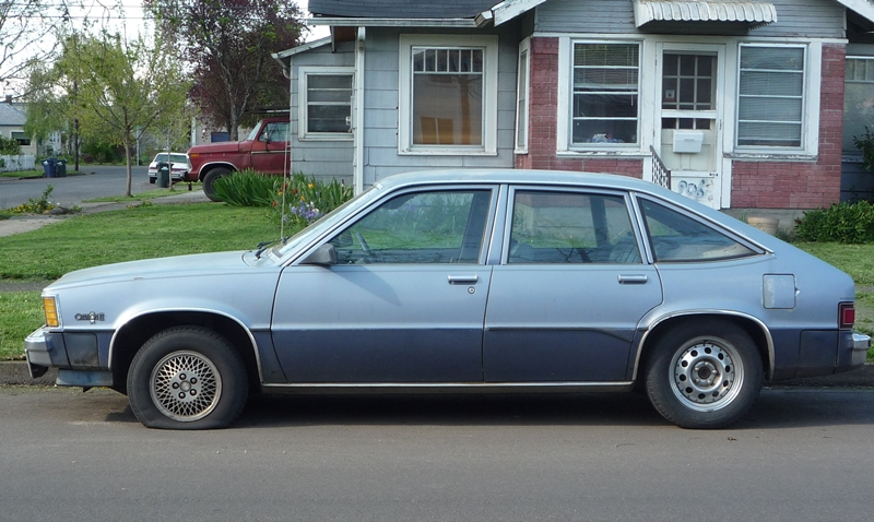 Chevrolet Citation 1983 #6
