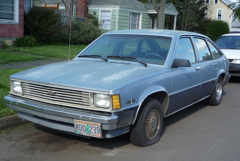 Chevrolet Citation 1983 #7