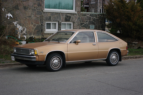 Chevrolet Citation 1983 #8