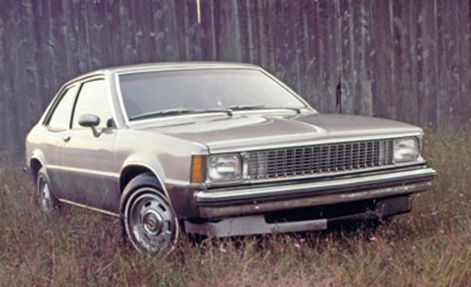 Chevrolet Citation 1983 #10