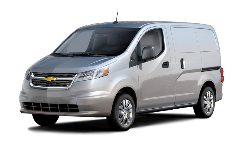 Chevrolet City Express #1