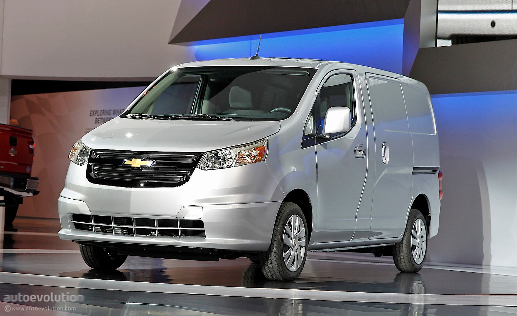 Chevrolet City Express 2015 #3