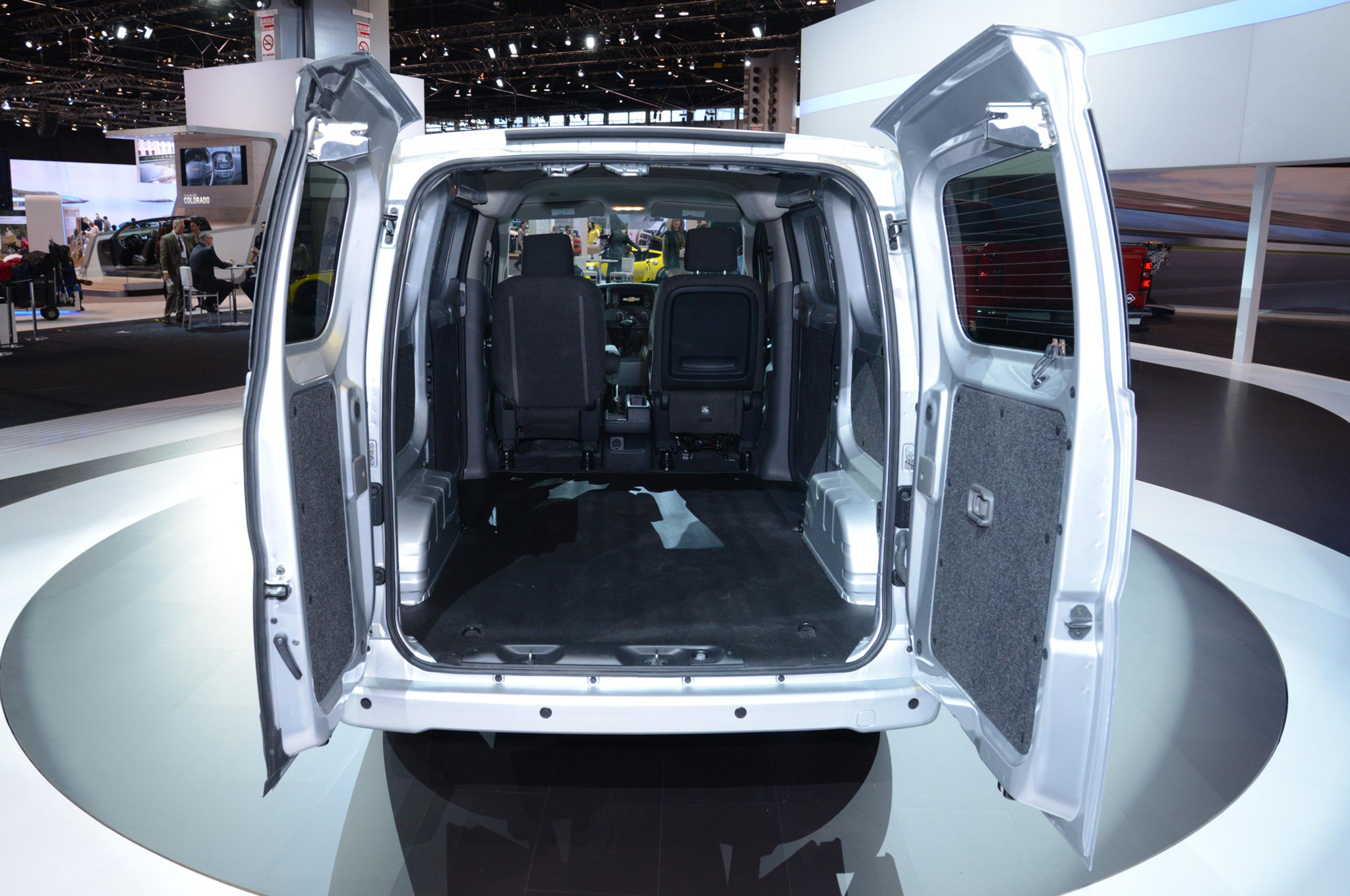 Chevrolet City Express 2015 #12
