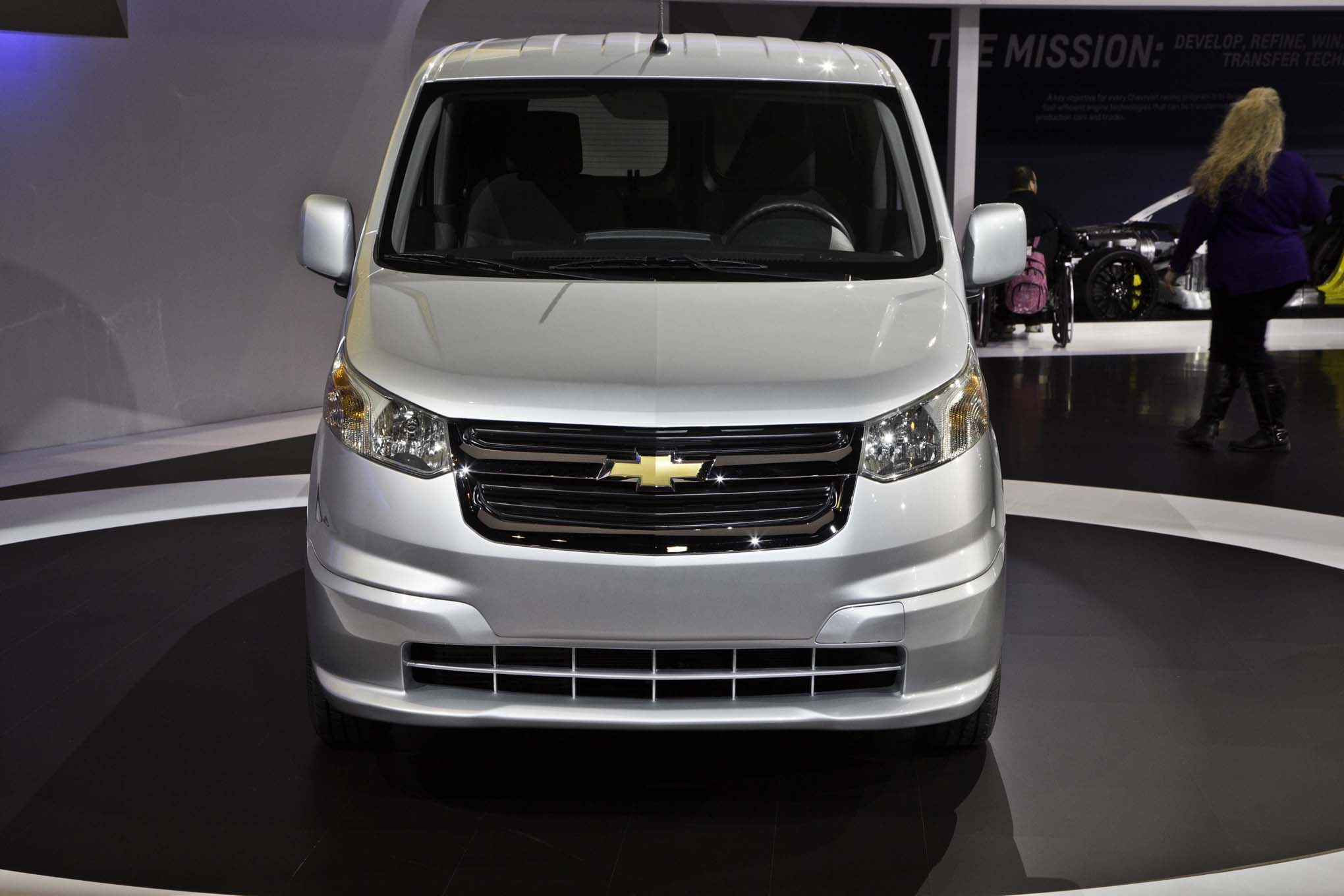 Chevrolet City Express 2015 #14