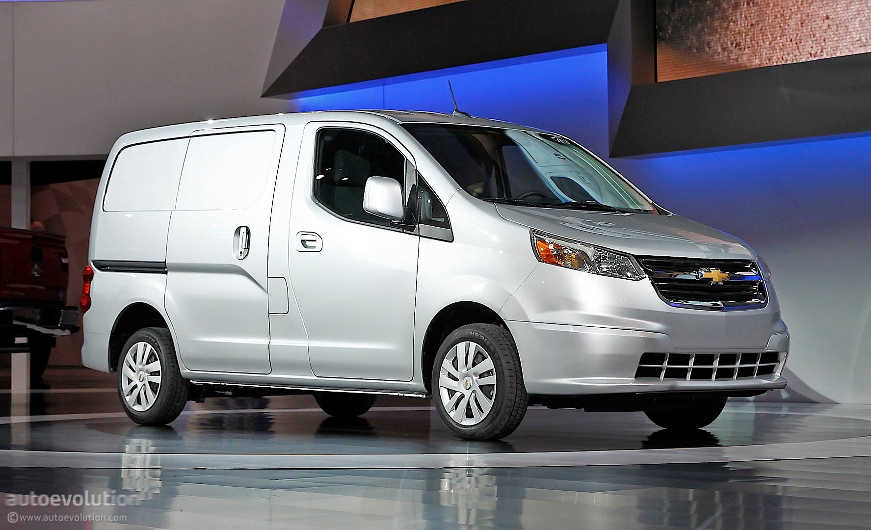Chevrolet City Express 2015 #5