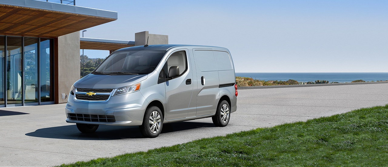 Chevrolet City Express 2015 #9