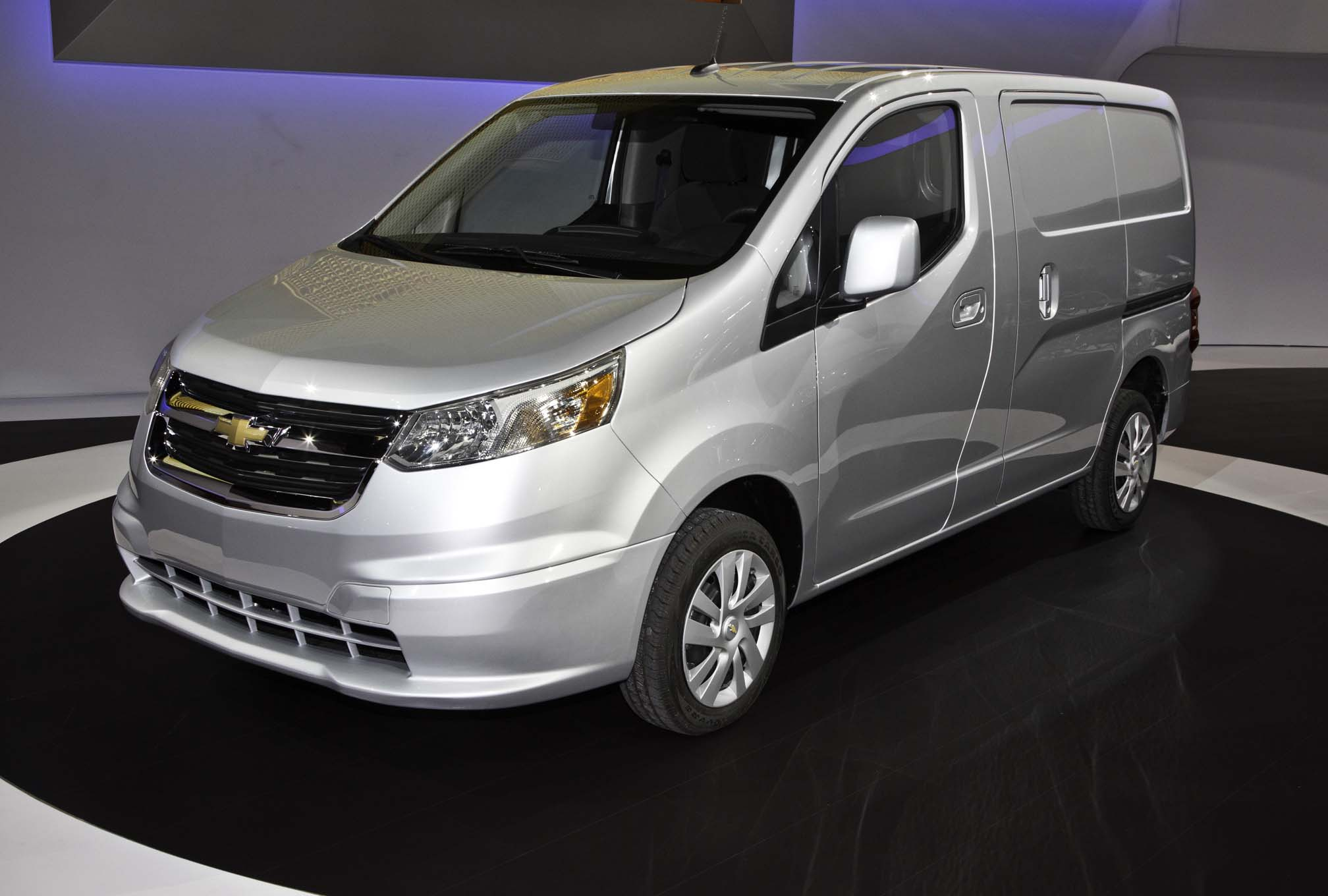 Chevrolet City Express 2015 #10